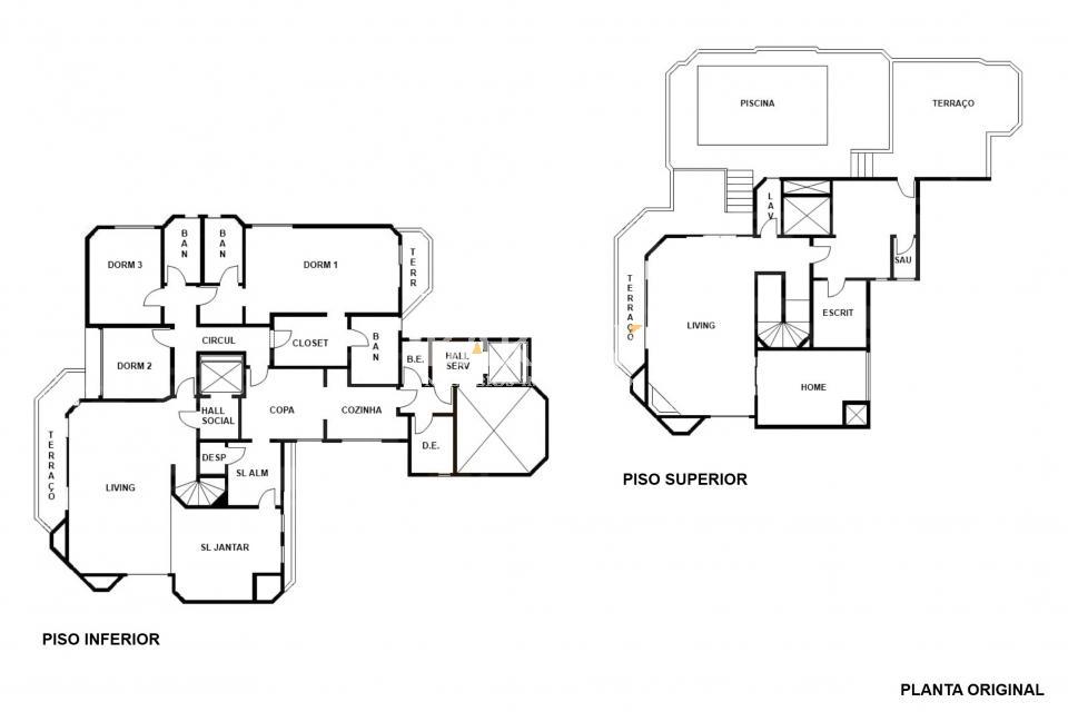Cobertura Duplex de 4 dormitórios em Moema, São Paulo - SP
