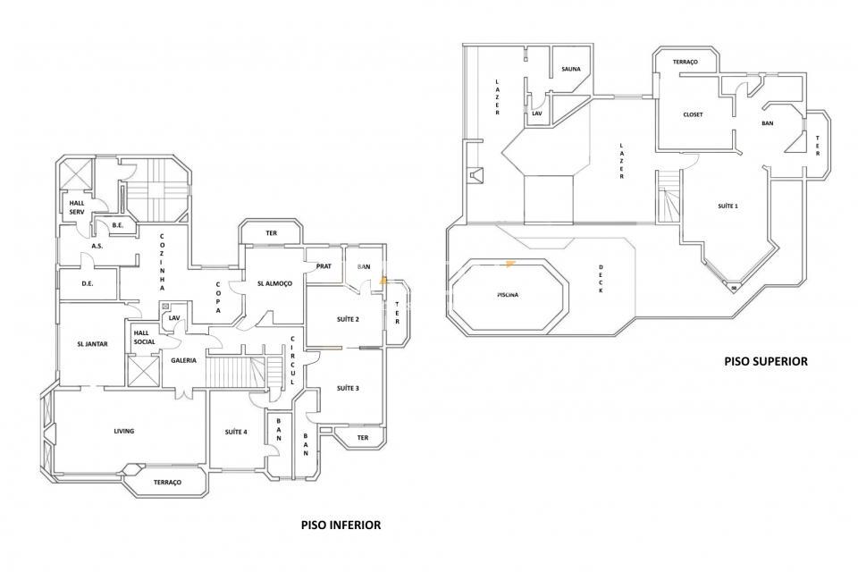 Cobertura Duplex de 4 dormitórios em Jardim Europa, São Paulo - SP