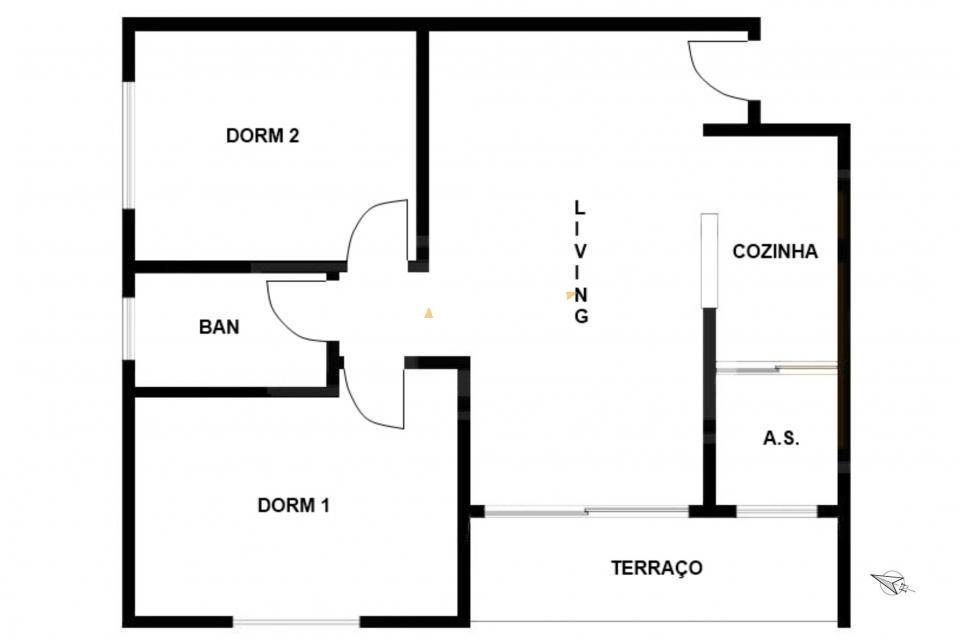 Apartamento de 2 dormitórios à venda em Vila Olimpia, São Paulo - SP