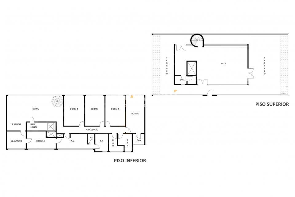 Cobertura Duplex de 4 dormitórios à venda em Paraíso, São Paulo - SP